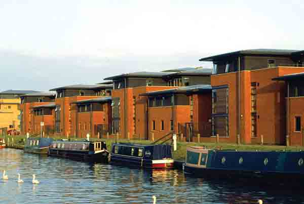 Brayford Campus, University of Lincoln