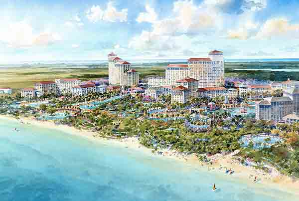 Baha Mar Luxury Resort & Mixed Use Development