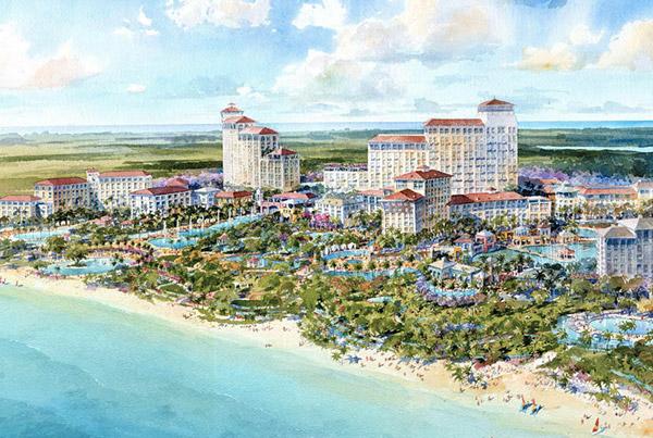Baha Mar Luxury Resort & Mixed Use Development
