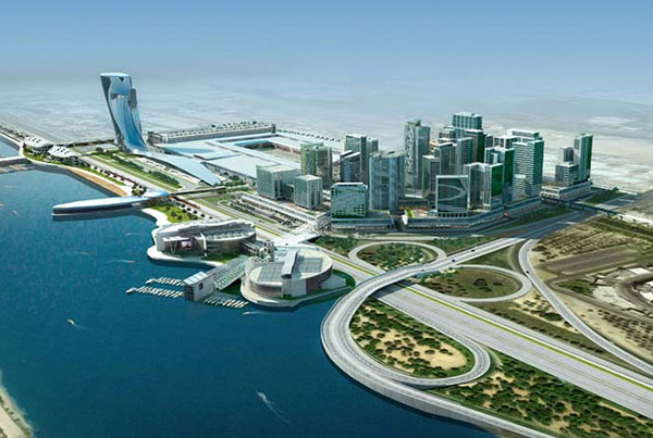 Capital Centre Masterplan: ADNEC Development Phase 4