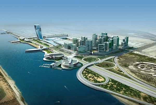 Capital Centre Masterplan: ADNEC Development Phase 4