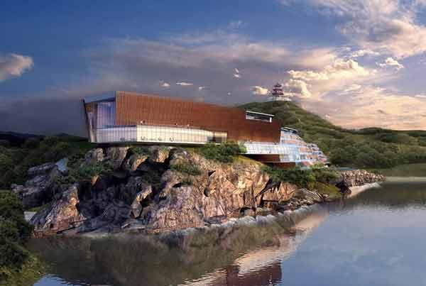 Dong Ao Island Tourism Masterplan