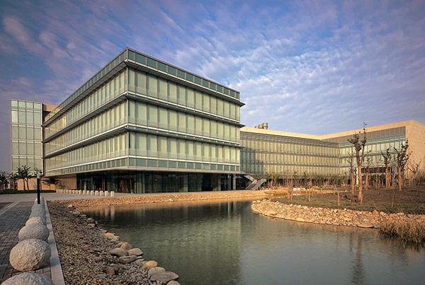 Dow Corning China R&D HQ