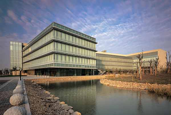 Dow Corning China R&D HQ