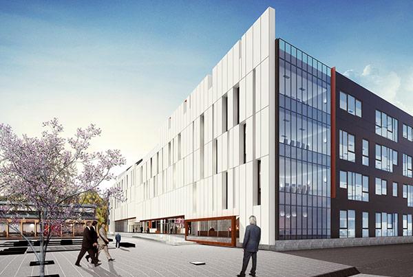 Forthside Office Development