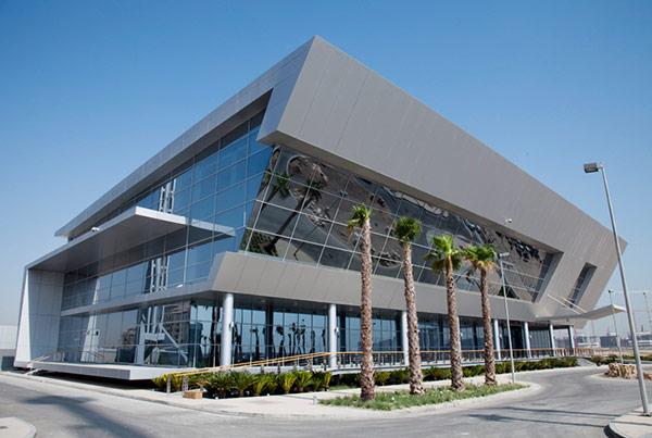 GCAA, Sheikh Zayed Air Navigation Centre