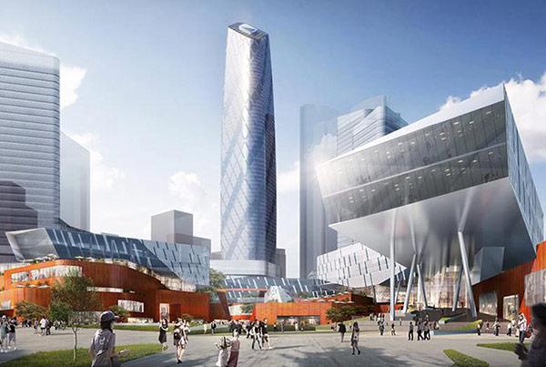 Heart of Zhuhai City Phase 1