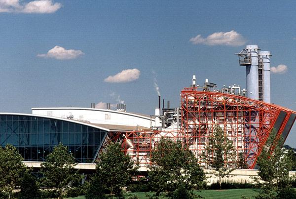 JFK International Airport Co-generation Plant