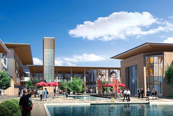 Jinji Lake Plaza