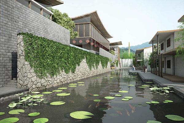 Lishui Gucheng Island 5-Star Resort