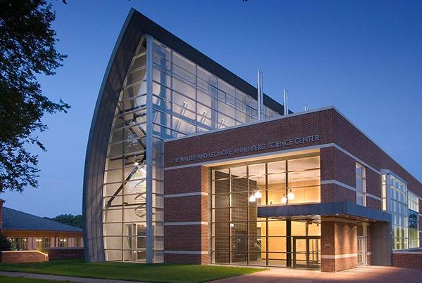 The Peddie School Walter & Leonore Annenberg Science Centre
