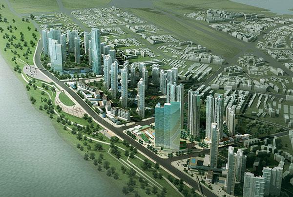 Wuhan Splendid River