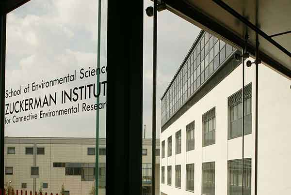 Zuckerman Institute for Connective Environmental Research