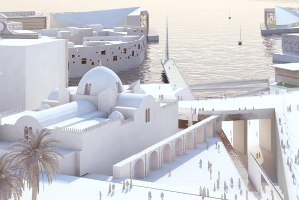 Algiers Millennium Site