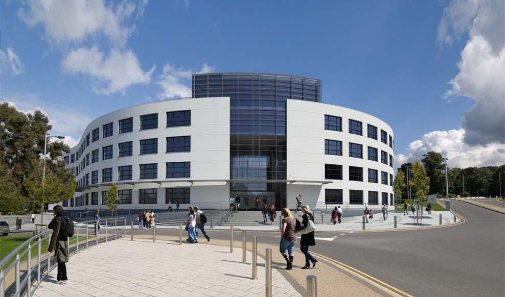Eastern Gateway Complex, Brunel University