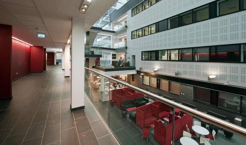 Faculty of Health, Life & Social Sciences, Napier University