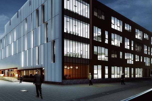 Forthside Office Development