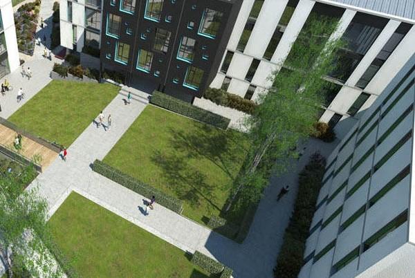 Heriot-Watt Student Residences