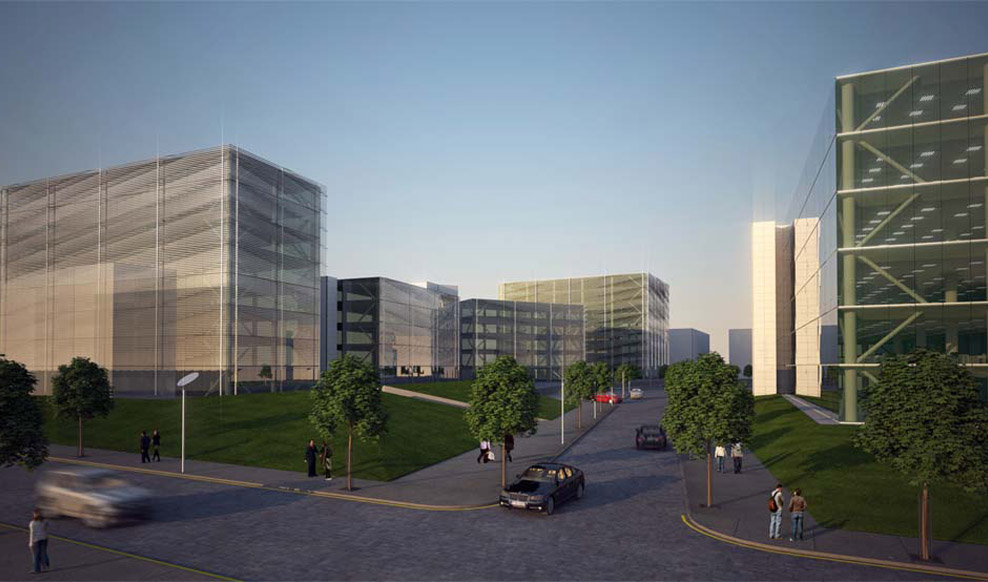 Business Campus, IASI