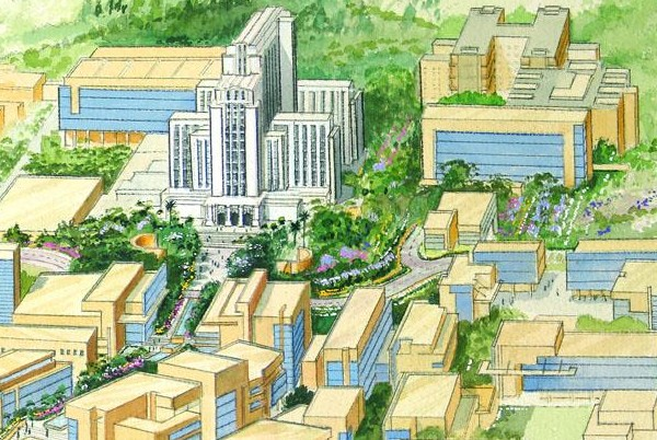 LAC & USC Campus Master Plan
