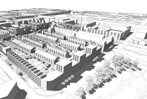 Laurieston Masterplan