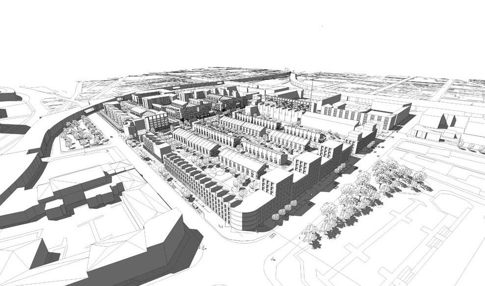 Laurieston Masterplan
