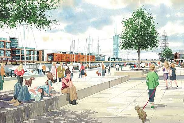 Leith Docks Development Framework