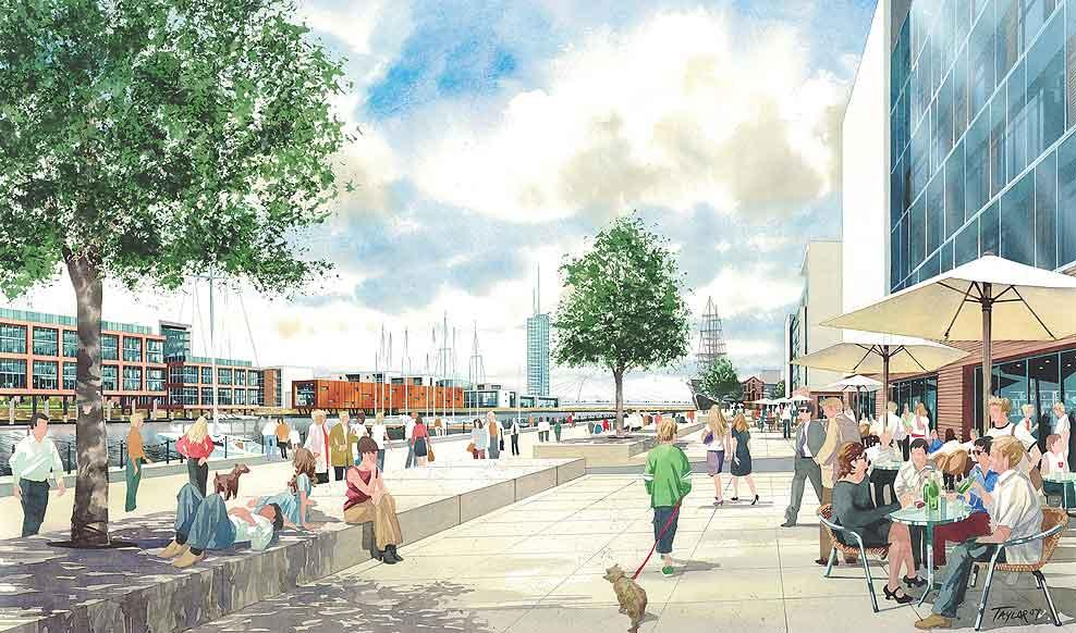 Leith Docks Development Framework