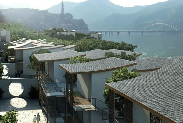 Lishui Gucheng Island 5-Star Resort