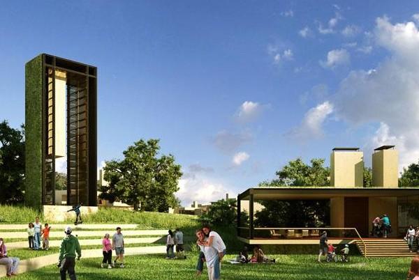 Rolling Hills Estate Master Planning