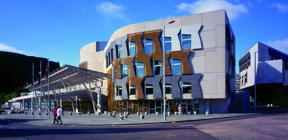 New Scottish Parliament