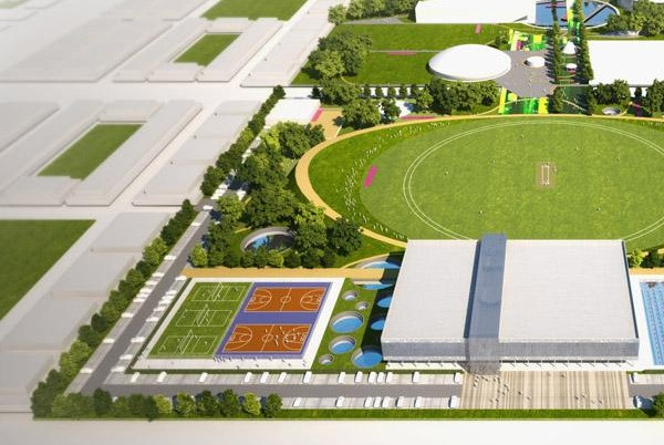 Sushant Sports & Leisure Masterplan