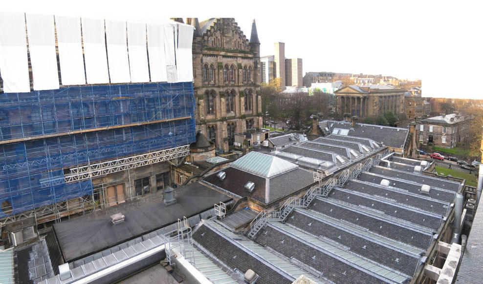 University of Glasgow, Thomson Building