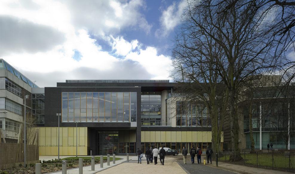 University of Bedfordshire, Phase 1 Student Centre