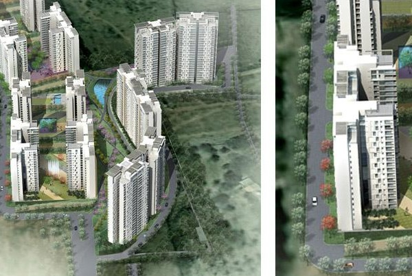 Whitefield-Bangalore Residential Development