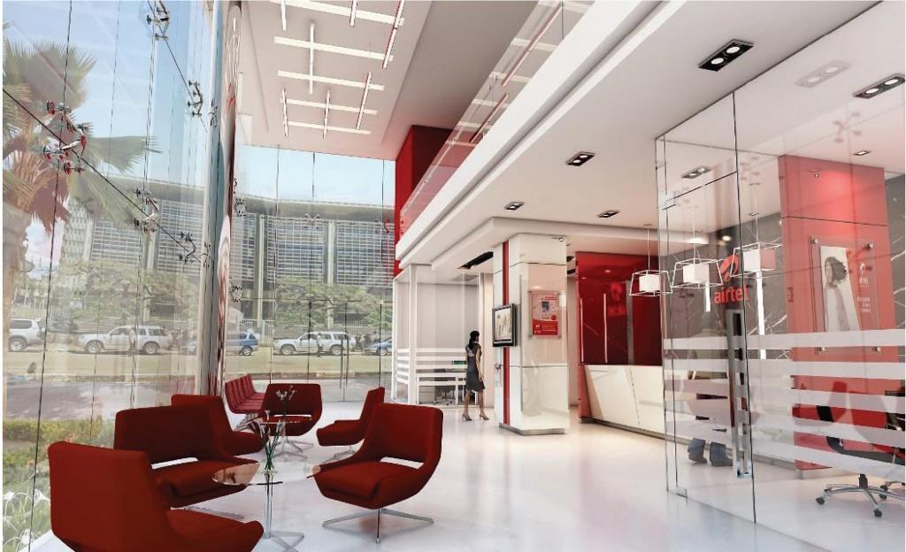 Airtel Head Office Rmjm