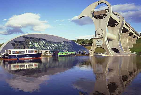 Falkirk Wheel & Visitor Centre