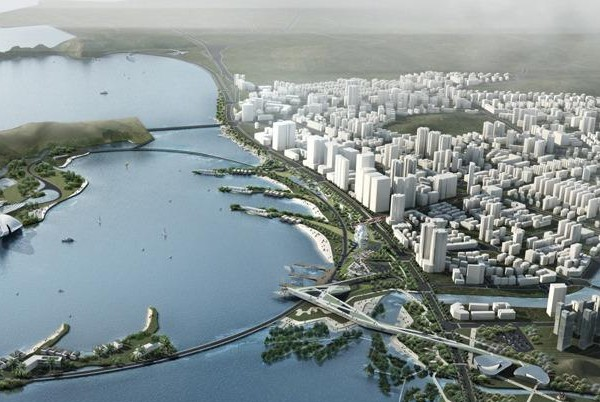 Zhuhai Cultural Bay