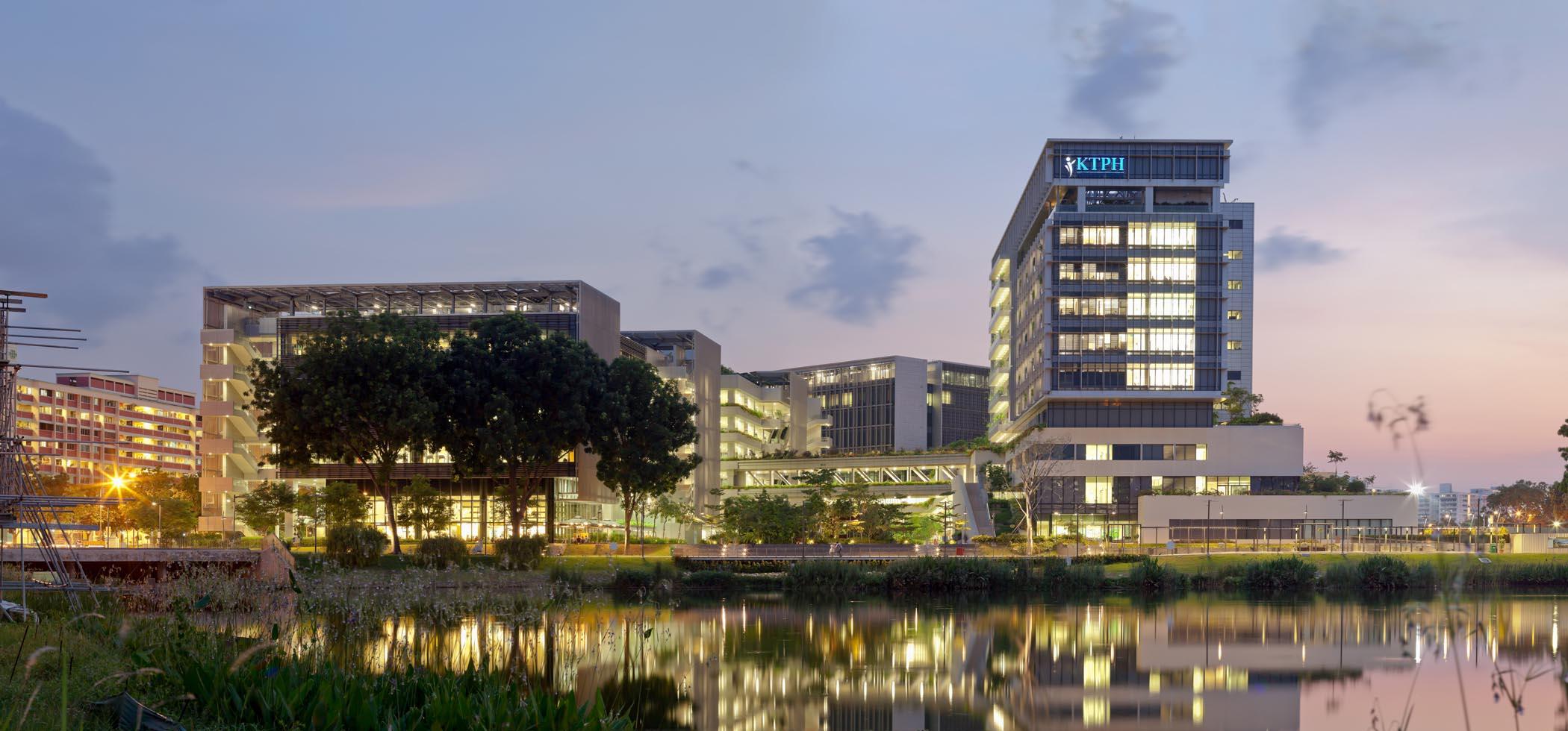 hospital architecture khoo teck intelligent most puat modern hospitals matters rmjm singapore architects cooper