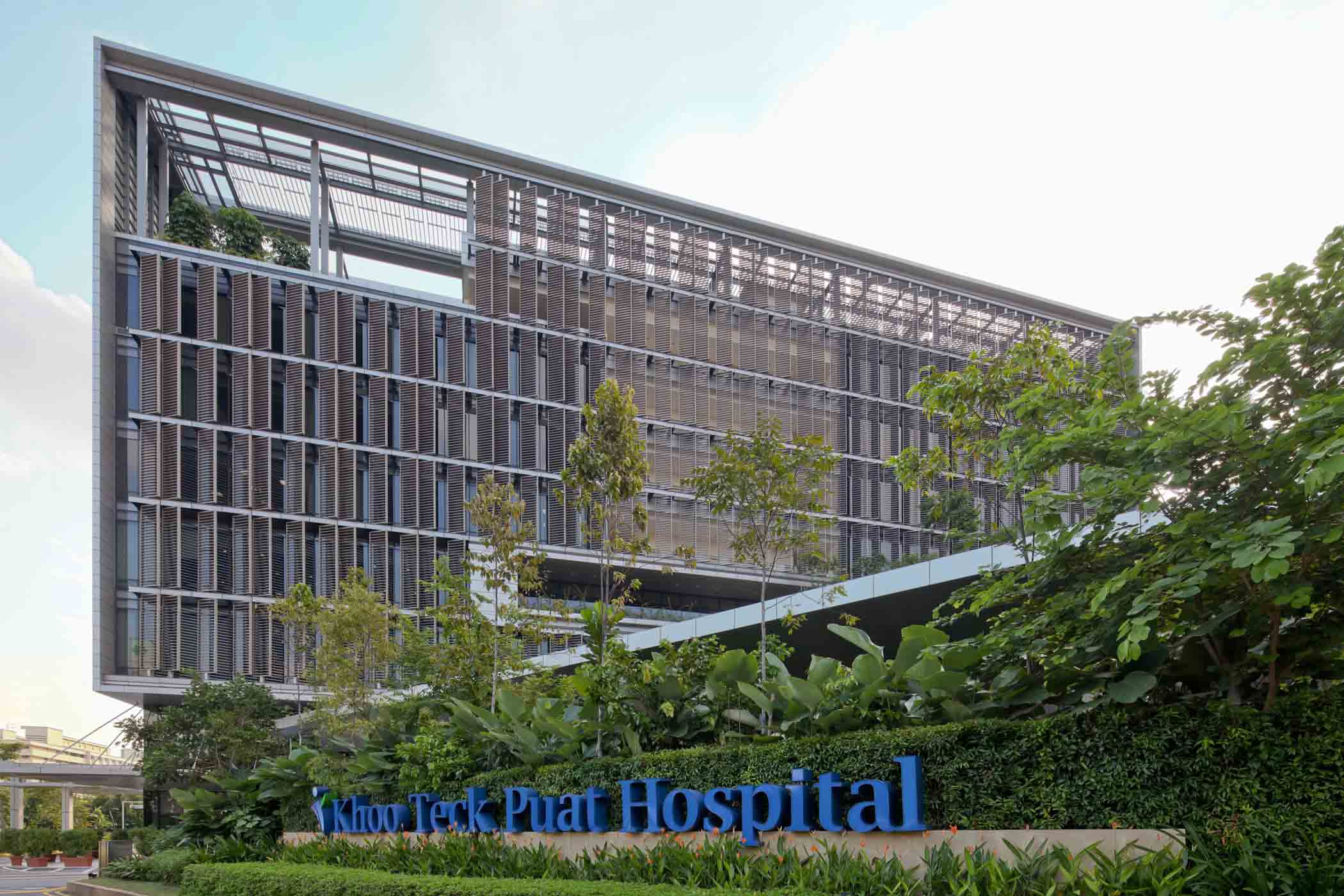 The Architect's Perspective: Khoo Teck Puat Hospital