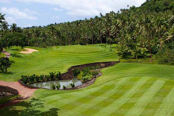 Laucala Island Golf Resort