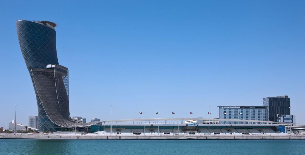 Capital Gate Marina View
