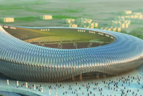 Aspire Sports Stadium
