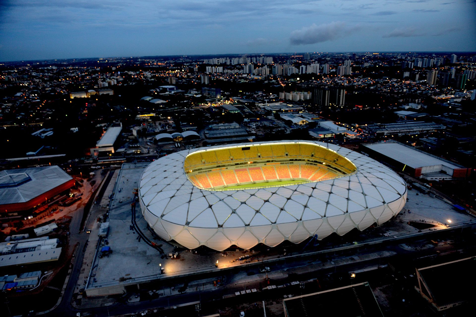 Brazil's World Cup problem and how to future-proof modern stadiums