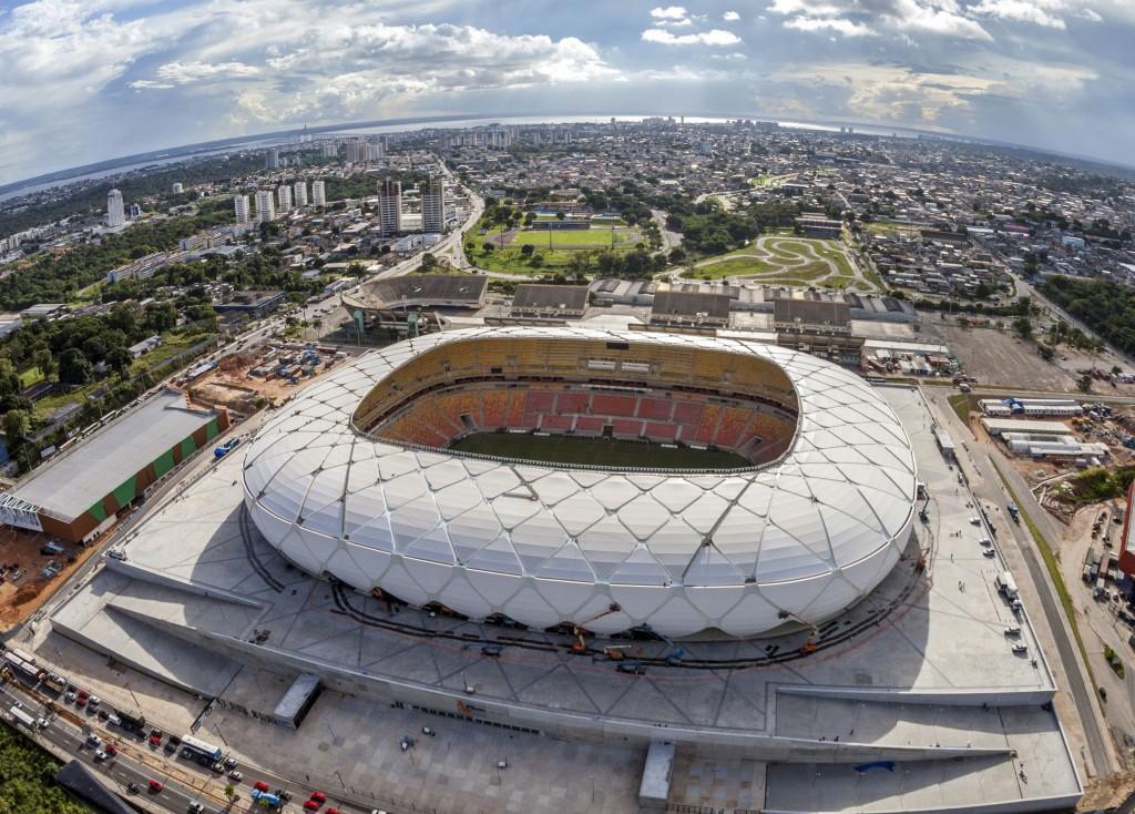 Future-proof modern stadiums