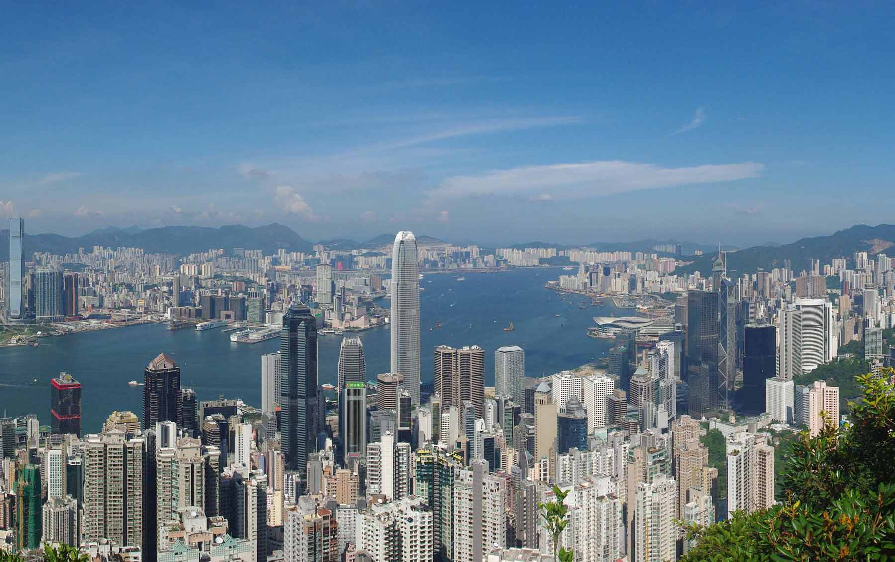Hong Kong: The Road to Urban Transformation