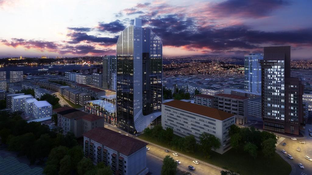 Urban Design: 5 RMJM Projects