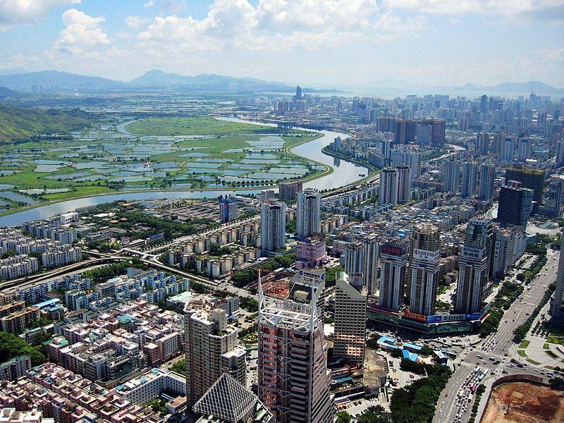 Urban Design Shenzhen