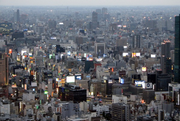 Ginza_area_at_dusk_from_Tokyo_Tower