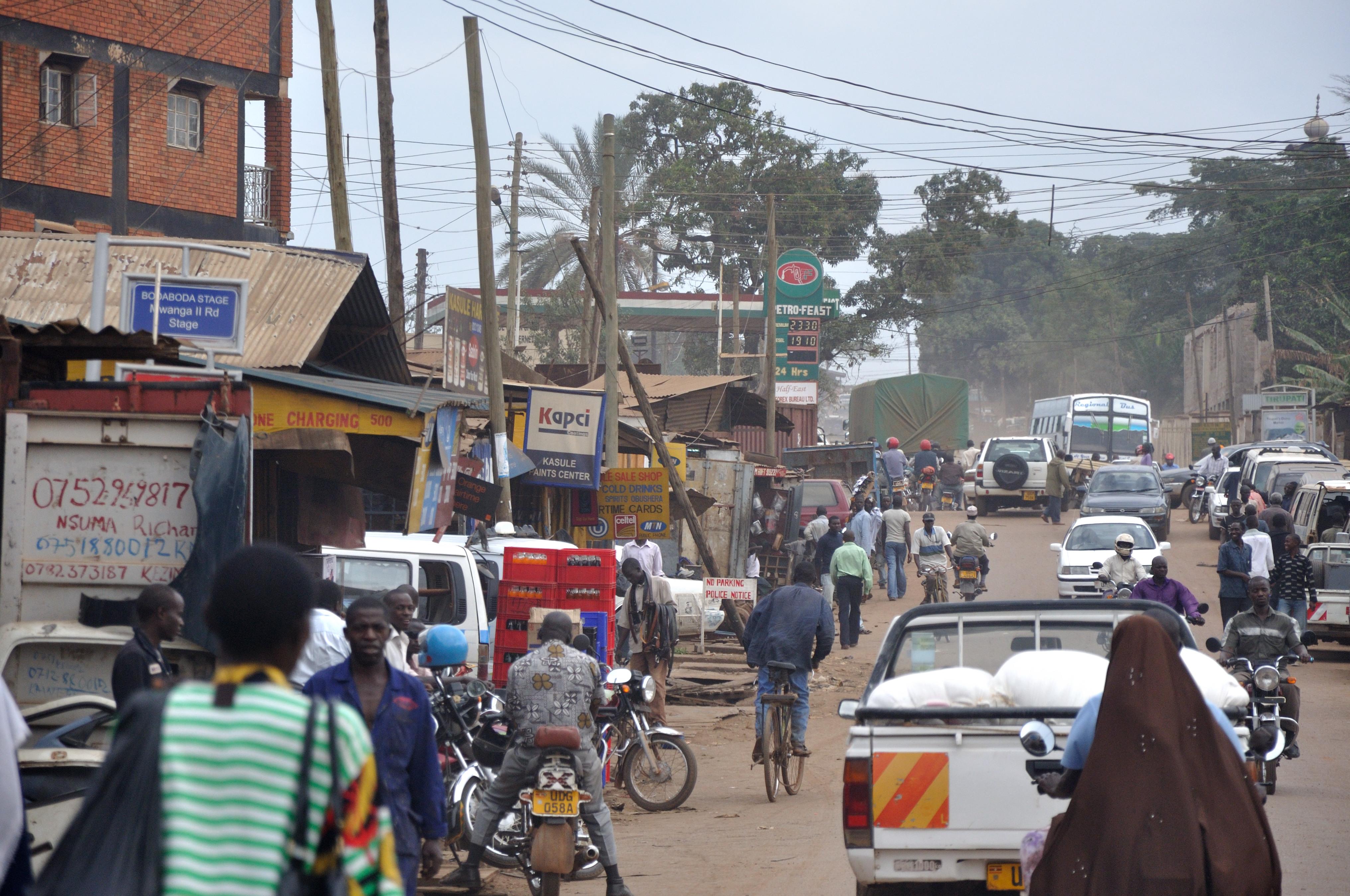 Kampala and Urbanisation